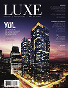 Magazine LUXE - Automne-hiver 2016