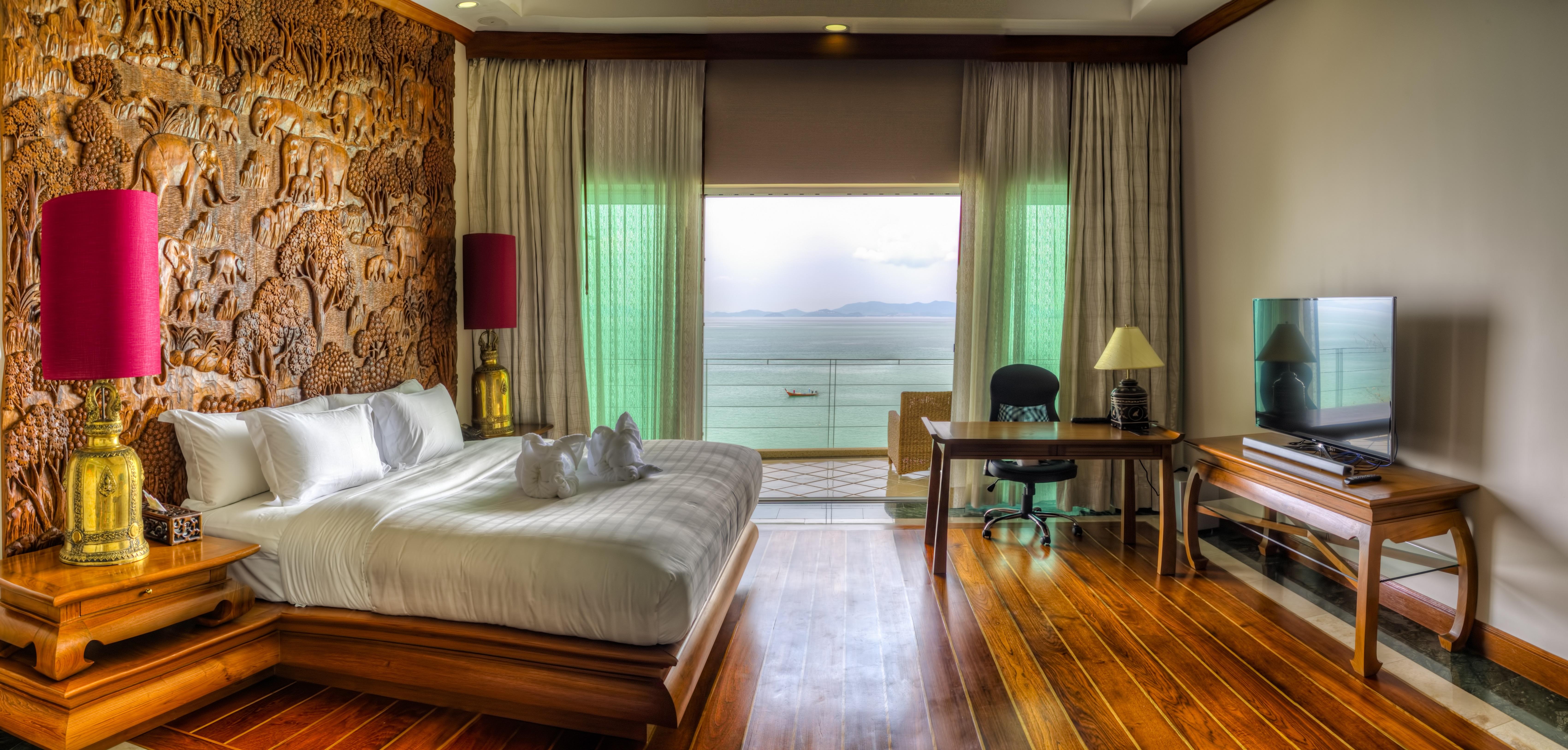 3.Seaside Villa Seaside #1 Bedroom
