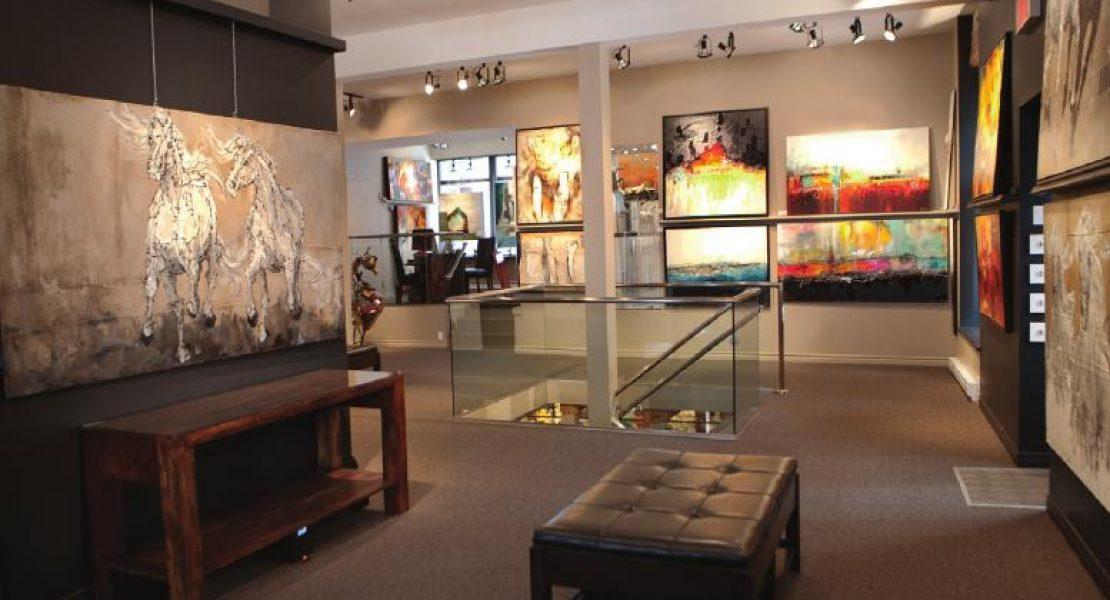 les galeries d art beauchamp magazine luxe immobilier i design i art de vivre. Black Bedroom Furniture Sets. Home Design Ideas