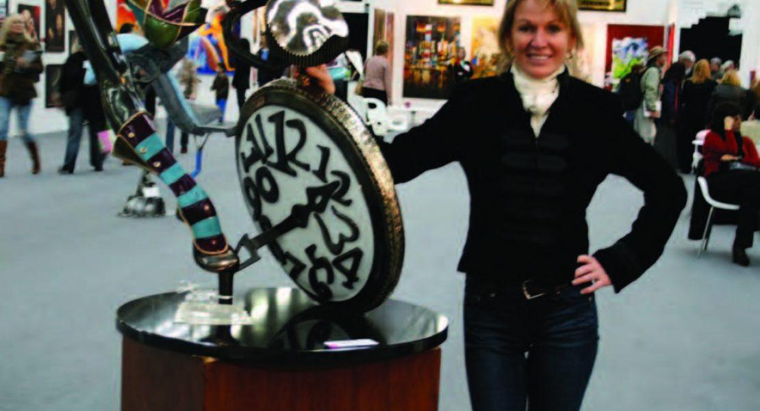 Nicole Taillon: Le succès retentissant d'une sculpteure de bronze
