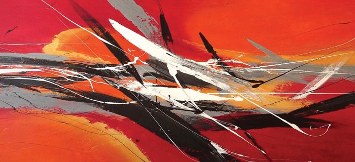 Bien connu Pierre Bellemare – Artiste peintre – MAGAZINE LUXE – Immobilier I  SI63