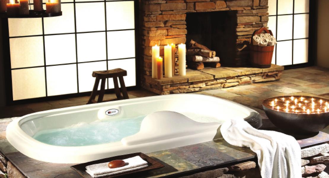 La salle de bains tendance : ultra-spacieuse, confortable et ...