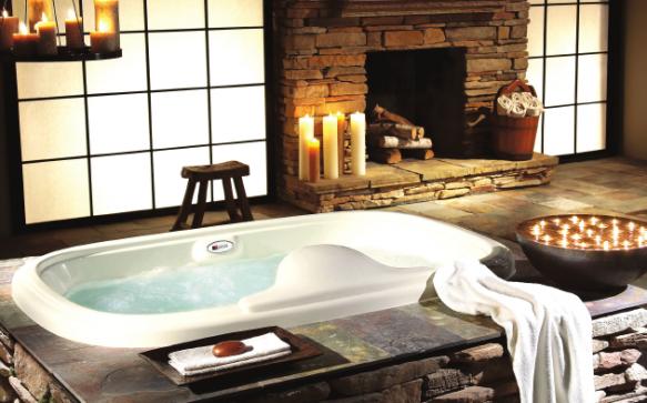 La salle de bains tendance : ultra-spacieuse, confortable et fonctionnelle