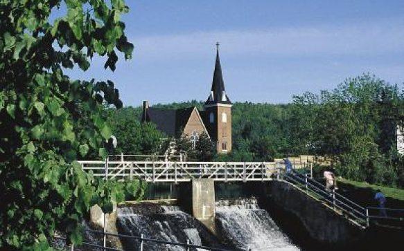 Lac-Brome – Un plan d'eau comme moteur de développement