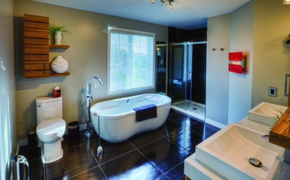 L'art du bain – Salle d'eau et salle de bain