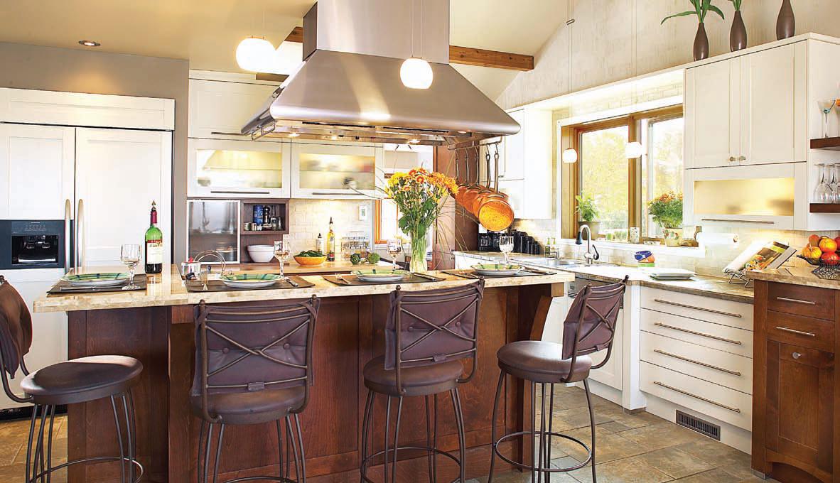 D couvrez les tendances cuisine de 2010 magazine luxe immobilier i design i art de vivre - Gonthier cuisine et salle de bain ...