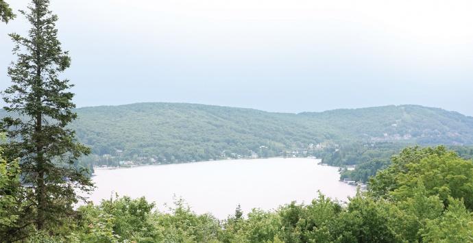 Entre lacs & montagnes