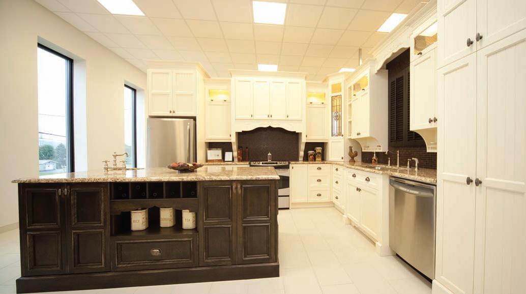 simard cuisine salle de bains magazine luxe
