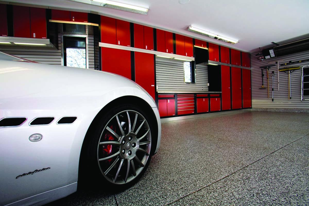De bonnes idées pour le garage