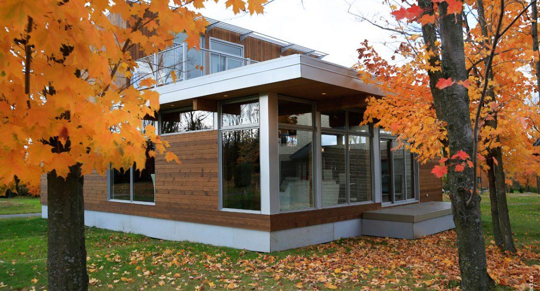 Bonneville And Son >> Une maison des Industries Bonneville - MAGAZINE LUXE - Immobilier I Design I Art de vivre
