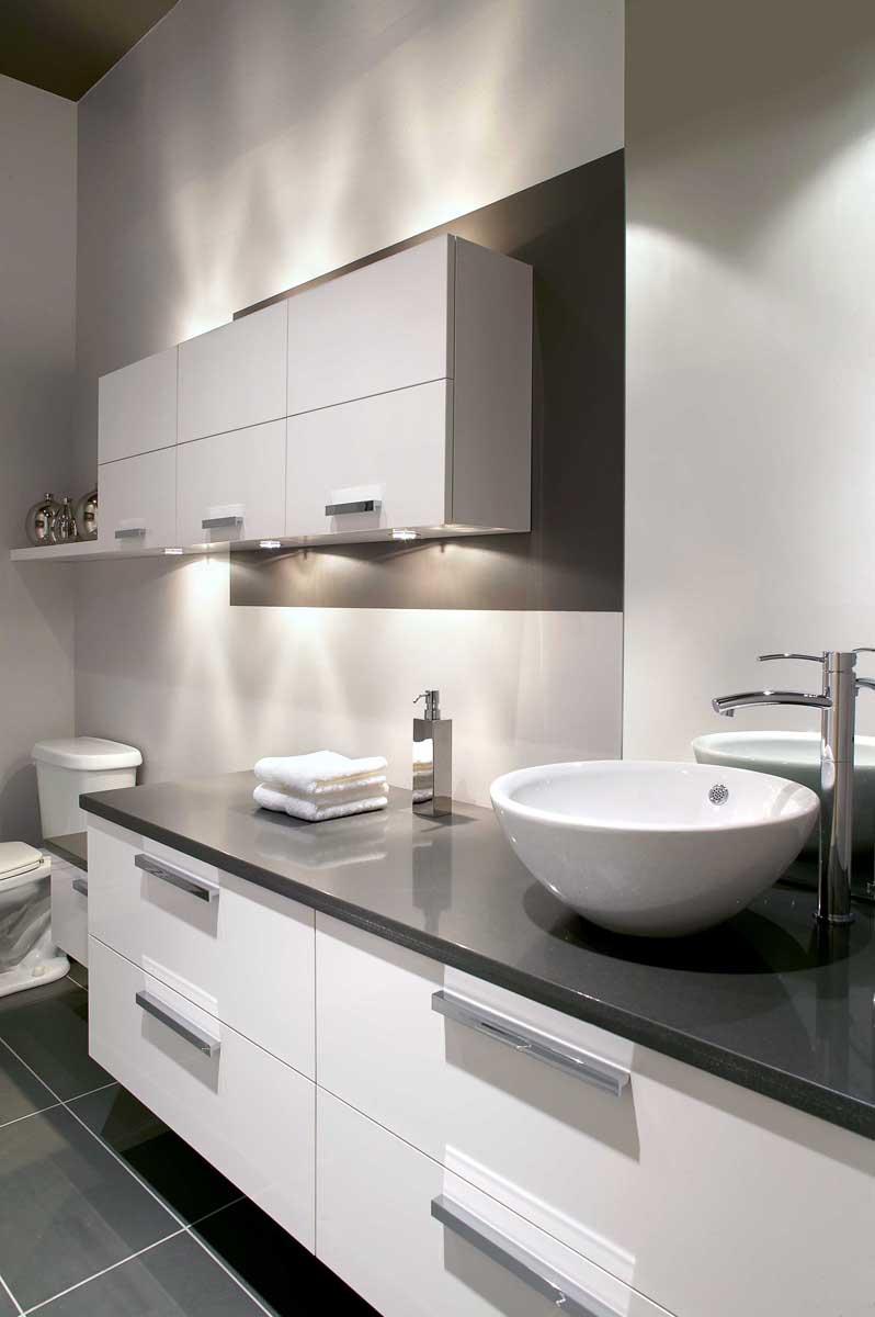 Puiser l nergie sa source magazine luxe immobilier i design i art de vivre - Gonthier cuisine et salle de bain ...