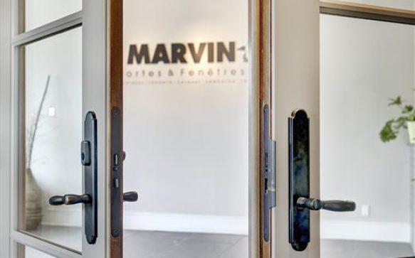 Portes et fenêtres Marvin