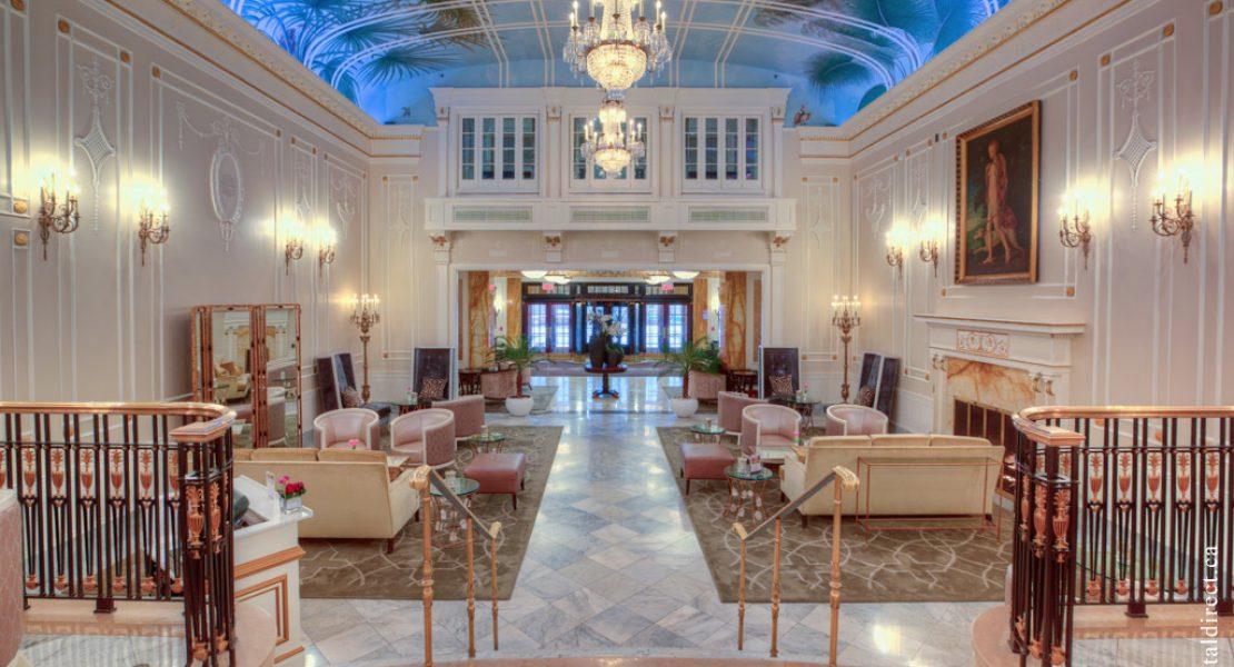 L'hôtel Ritz-Carlton Montréal une philosophie de service