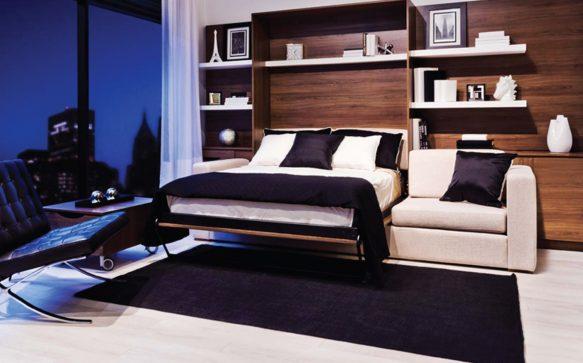 La magie des lits muraux