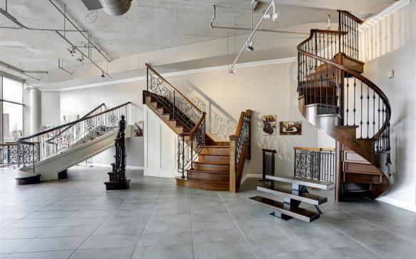 Escaliers Gilles Grenier