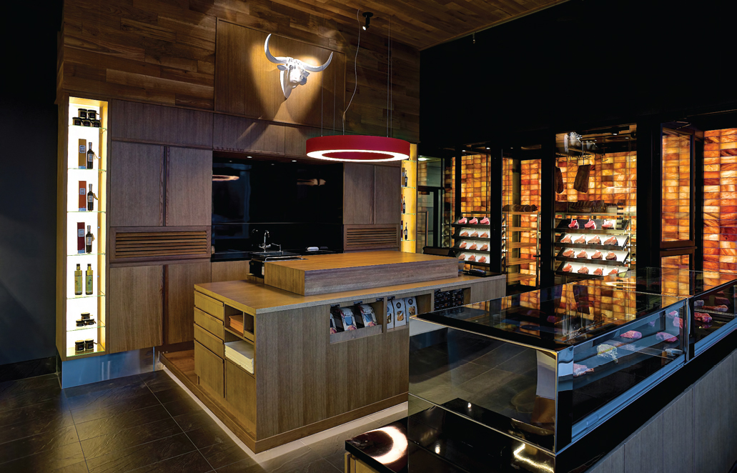 Charbon Boucherie Magazine Luxe Immobilier I Design I