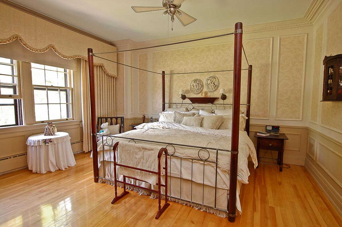 Une maison chargée d histoire à sherbrooke magazine luxe
