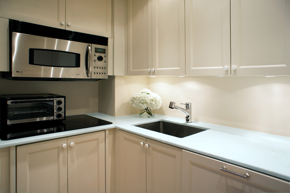 kitchen design basics a stay come true in the of manhattan luxe 1101