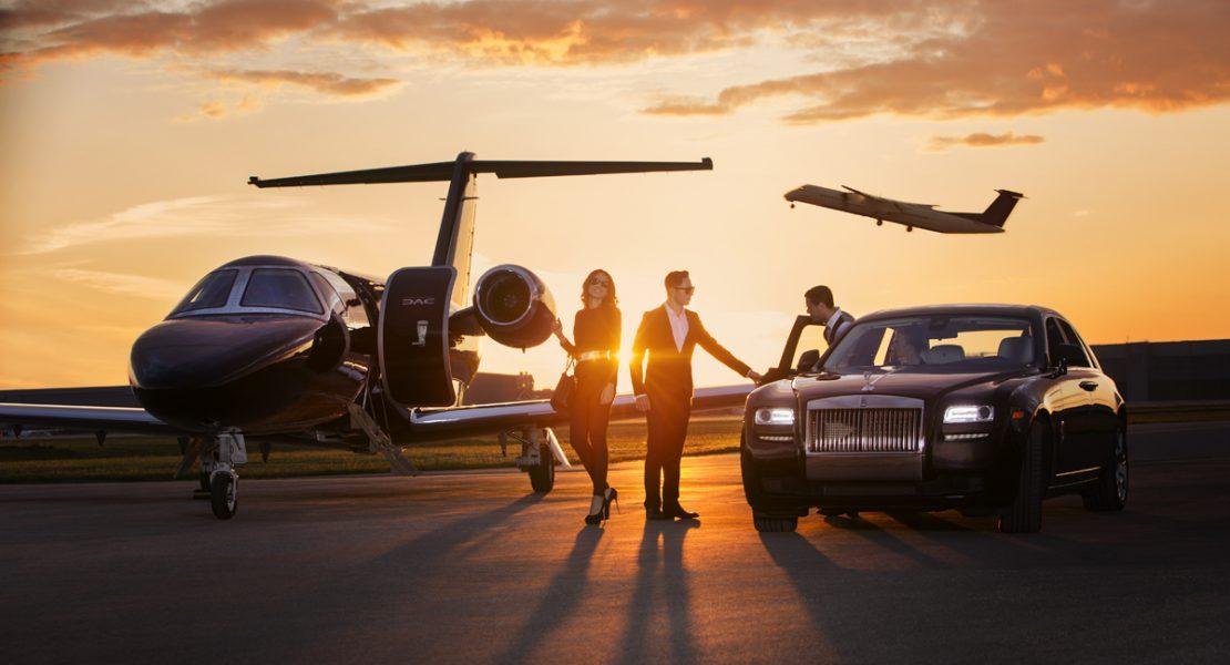Le luxe sans turbulences, à bord du DAC Jet