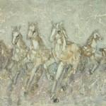 60x84_Seven Horses - Dubai