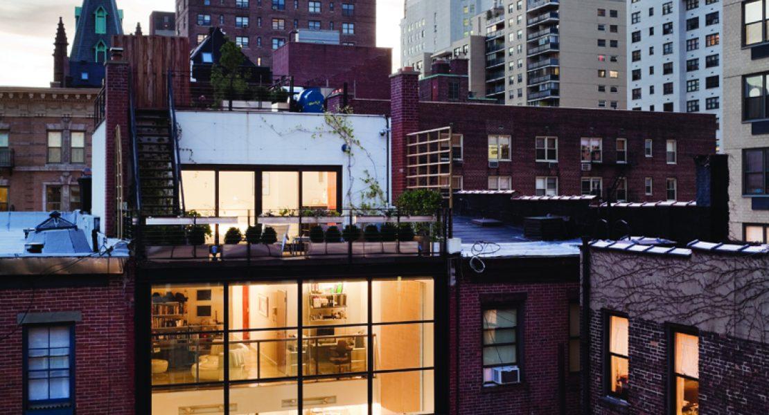 Design et transparence magazine luxe immobilier i design i art de vivre - Immobilier a new york ...