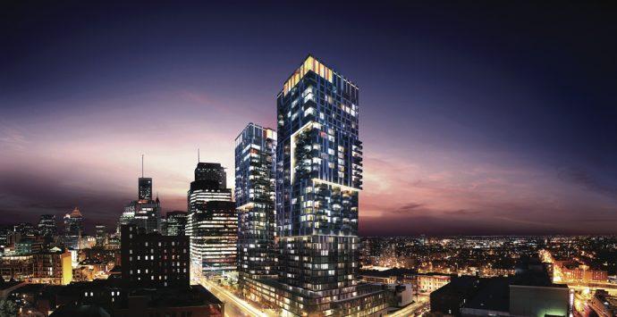 YUL – Le meilleur de la vie urbaine en plein cœur de Montréal