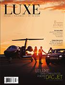 Magazine LUXE - Automne-hiver 2015