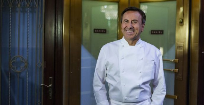 Daniel Boulud, the Frenchest Chef in America