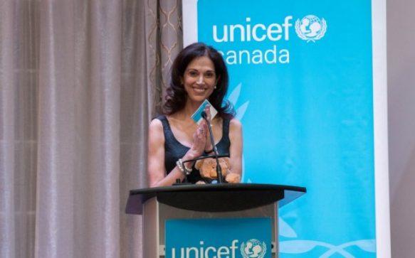 UNICEF Canada Gala Raises $120K for Child Refugees