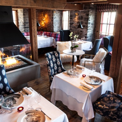 Auberge Saint-Antoine awarded four stars  by the Forbes Travel Guide