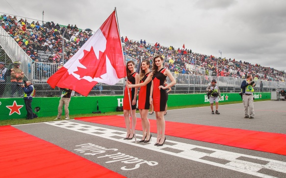 Calendar of Grand Prix du Canada Events in Montreal