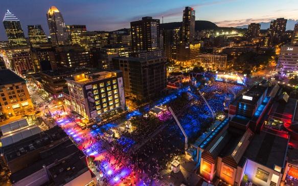 Dix événements incontournables pour le 375e anniversaire de Montréal