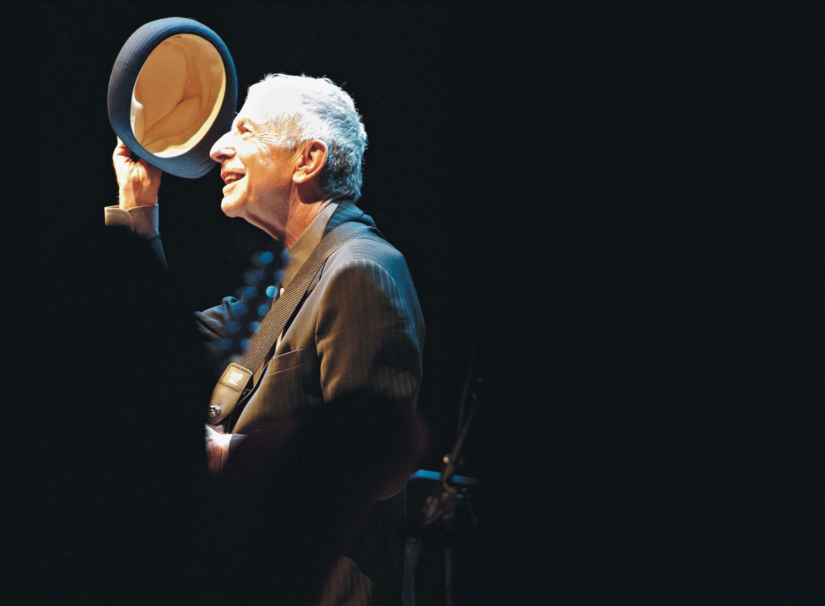 Leonard Cohen — Une brèche en toute chose