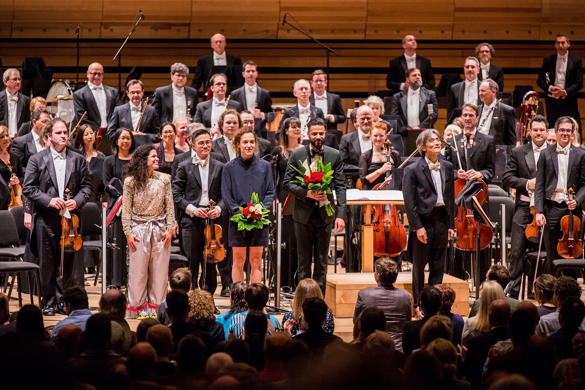 Une symphonie montréalaise de l'OSM