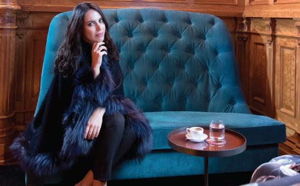 Une entrevue avec Samia El, présidente et éditrice du Magazine LUXE