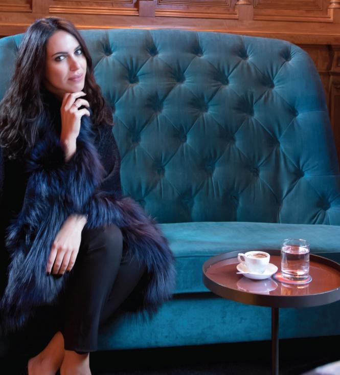 Une entrevue avec la présidente et éditrice du Magazine Luxe