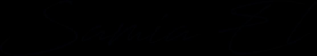 Samia El signature
