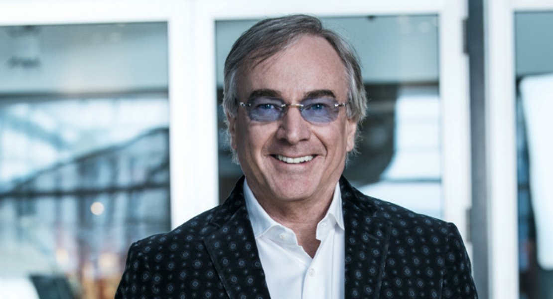 Daniel Lamarre: entrevue avec le président et chef de la direction du Cirque du Soleil