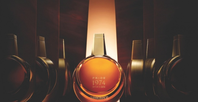 Glenmorangie Pride 1974 : les plus primés des single malts