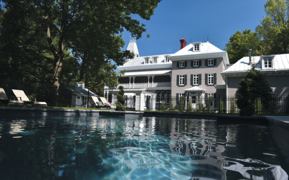 Le Manoir Maplewood nommé «Luxury Hotel of the year»