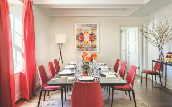 Le Mark Hotel: un savant mélange de confort et d'avant-gardisme