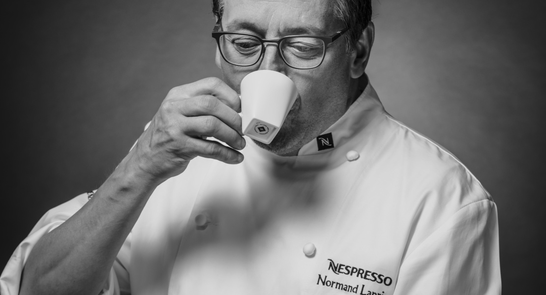 A successful collaboration between Nespresso and Toqué!