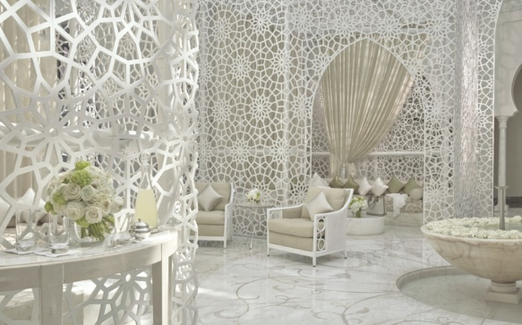 Royal Mansour Hotel: the best of the  art of moroccan living