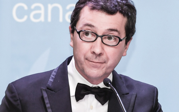 Sylvain Costof, president of MontBlanc North America