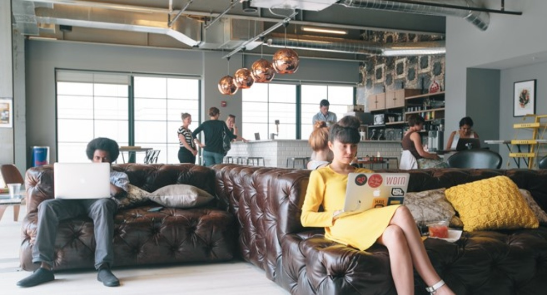WeWork – S'épanouir au travail