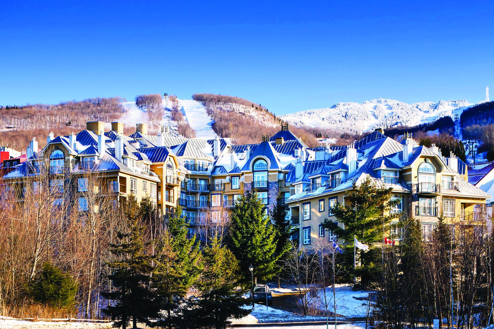 Le Westin Resort & Spa Tremblant met la touche finale aux rénovations de la propriété en entier et inspire plus que jamais le bien-être sur quatre saisons. (Groupe CNW/Westin Resort & Spa)