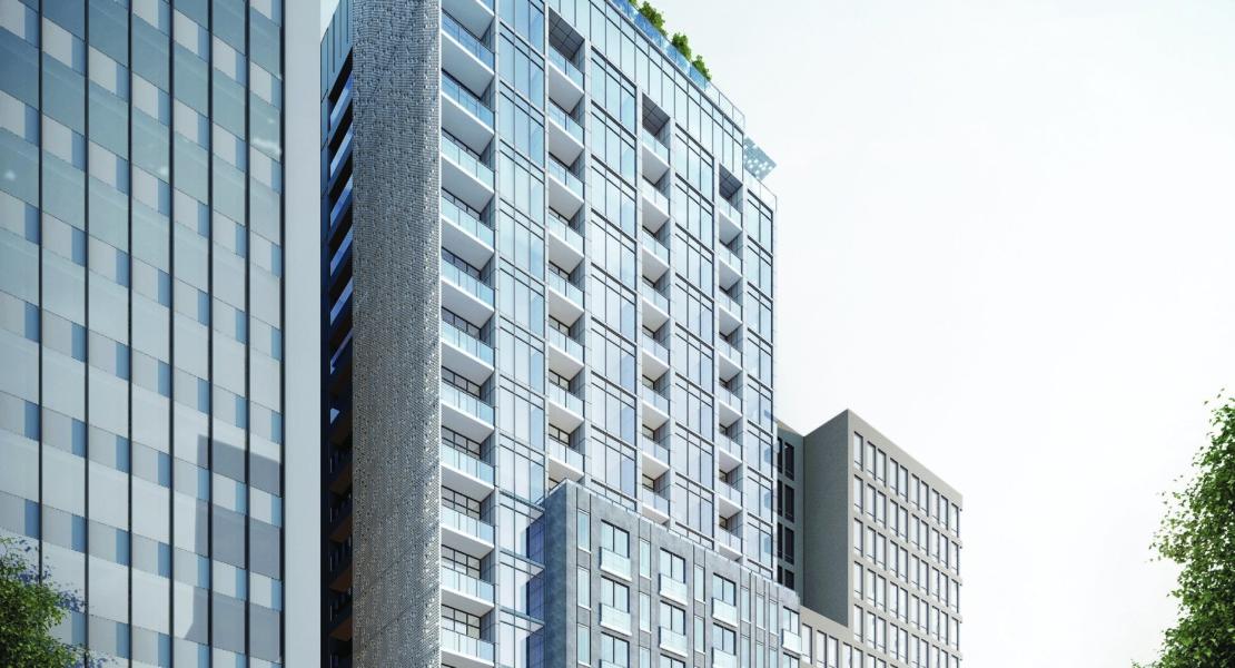 Stanbrooke: Des appartements-boutique à louer au centre-ville de Montréal