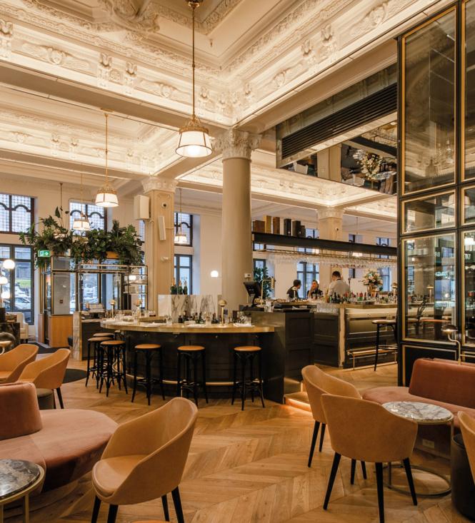 Three new restaurants