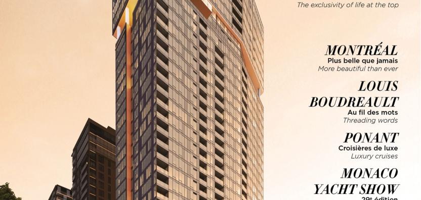 LUXE, le luxe : au cœur de l'art de vivre – Édition 1111 Atwater