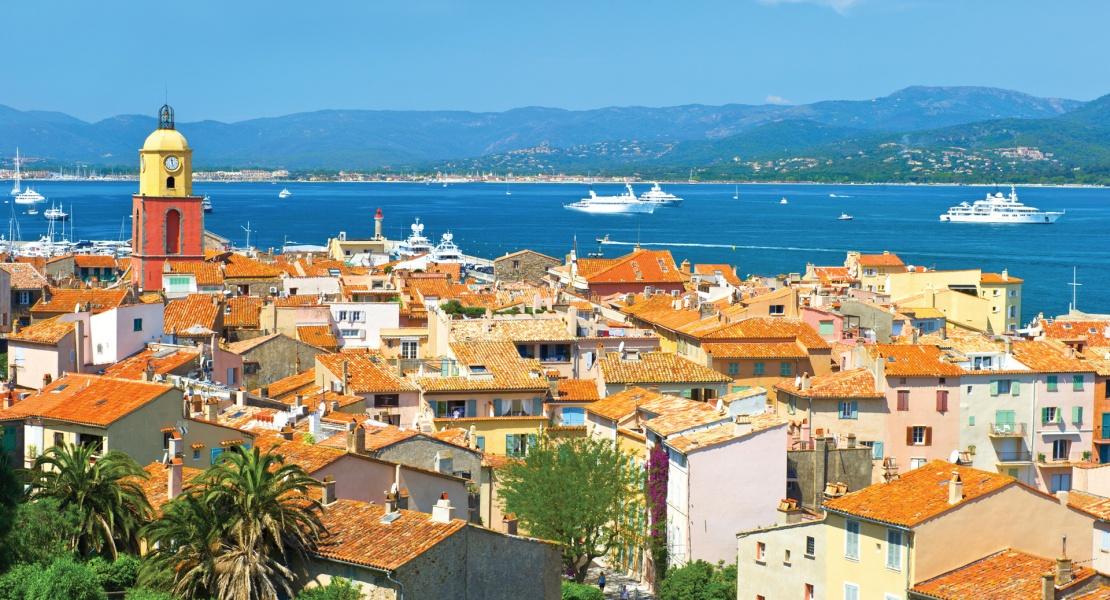 Under the Saint-Tropez Sun